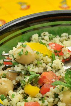 Kittencal's Greek Couscous Recipe
