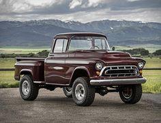 Legacy Classic Trucks é uma empresa conhecida por personalizar o clássico…