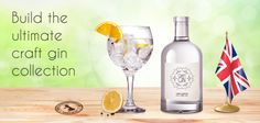 I've just joined MicroBarBox's amazing new Gin of the Month Club, it's free!