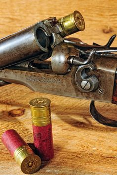Double Barrel Art Print by Captive Images Photography - X-Small Weapons Guns, Guns And Ammo, Side By Side Shotgun, Cowboy Action Shooting, Skeet Shooting, Gun Art, Lever Action, Double Barrel, Hunting Rifles