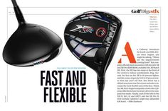 The New Callaway XR Driver better than X2 Hot?? Golf Digest Stix - January 14, 2015 - Page 5