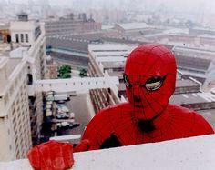 The Amazing Spider-Man 1970's tv.