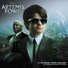 Artemis Fowl movie wallpapers 4k