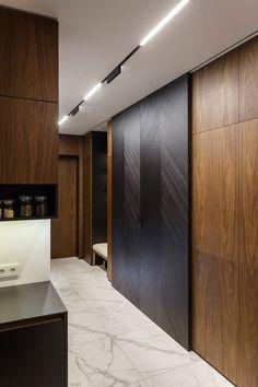 theRiver View Apartmentwas designed bySVOYA Studio