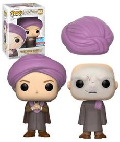 Funko Pop Professor Quirrell Harry Potter 2018 Fall Convention 68 NYCC for sale online Figurine Pop Harry Potter, Harry Potter Pop Figures, Harry Potter Pop Vinyl, Harry Potter Dolls, Harry Potter Room, Voldemort, Vinyl Figures, Action Figures, Funko Pop Figures