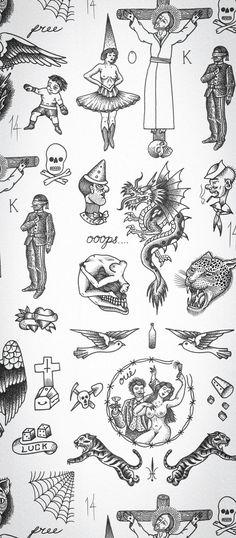 157 Best Flash Tattoos images in 2017 | Tattoo ideas, Flash tattoos ...