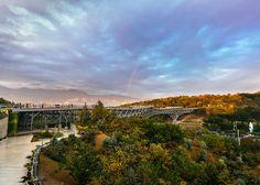 Tabiat Bridge in Tehran by Leila Araghian is part of Iran's architecture boom