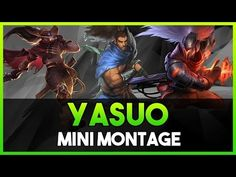 những pha xử lý hay Yasuo Mini Montage| Best plays from the community! | League of Legends - http://cliplmht.us/2017/01/30/nhung-pha-xu-ly-hay-yasuo-mini-montage-best-plays-from-the-community-league-of-legends/
