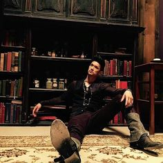 Magnus Bane #shadowhunters #themortalinstruments