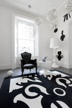 Square Nylon® rug CARPET 05 by @Moooi The Unexpected Welcome | #design Marcel Wanders