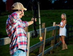 Redneck wedding photos gone wrong.