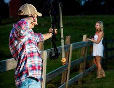Redneck wedding photos gone wrong.