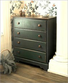 Madison Four Drawer Chest