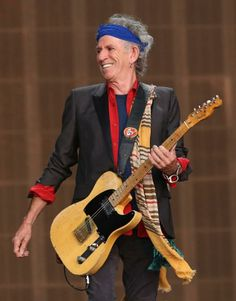 """ Keef "" Richards.."