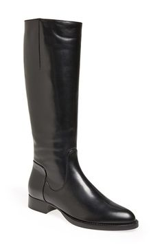 Aquatalia by Marvin K. 'Gabor' Weatherproof Leather Tall Boot (Women) available at #Nordstrom