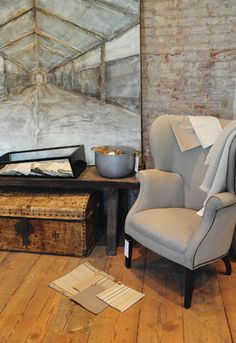 Myriad #upholstery #fabric options are available at Darryl Carter's new DC location. #furnishings