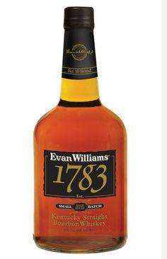 Evan Williams Bourbon 1783 | American Bourbon Whiskey