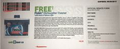 Smartsaver.ca - Finish Dishwasher products mail-in coupon for up to $8  tax rebate offer http://www.lavahotdeals.com/ca/cheap/smartsaver-finish-dishwasher-products-mail-coupon-8-tax/198323?utm_source=pinterest&utm_medium=rss&utm_campaign=at_lavahotdeals