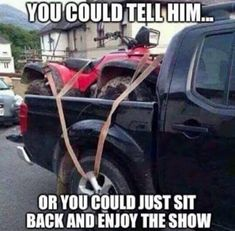 You could tell him - funny fail memes…