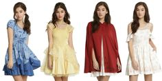 Where to Stock Up on Beauty and the Beast-Inspired Pieces - College Fashion