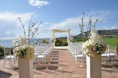 Gorgeous Outdoor Wedding Ceremony