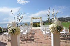 Gorgeous Outdoor Wedding Ceremony