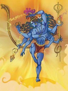 Arte Shiva, Mahakal Shiva, Shiva Art, Hindu Art, Krishna Art, Hindus, Lord Shiva Sketch, Saraswati Goddess, Durga
