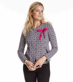 Product thumbnail of knitted wings cardigan