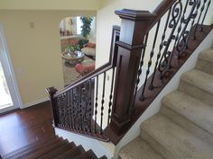 Captivating Beach City Stairs See Our Ad In TheHomeMag In Homes Now! Custom Staircase  Remodel (