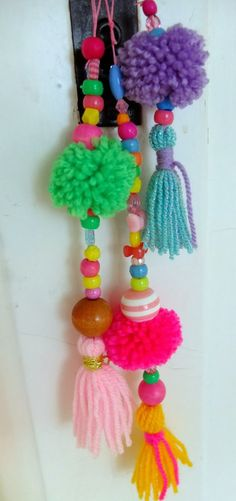 Beloved, when I saw this on Pinterst, I had the feeling … - Diy & Crafts Projects Summer Camp Crafts, Camping Crafts, Diy Craft Projects, Diy And Crafts, Arts And Crafts, Diy For Kids, Crafts For Kids, Pom Pom Crafts, Printable Crafts