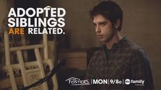"""""""Adopted siblings are related."""" Do you think Callie and Brandon should be together? 