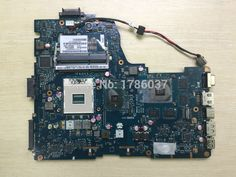 86.00$  Watch now - http://alib1q.worldwells.pw/go.php?t=32784137799 - Free Shipping K000104390 LA-6062P for Toshiba Satellite A660 A665 series  Laptop Motherboard .All functions 100% fully Tested ! 86.00$