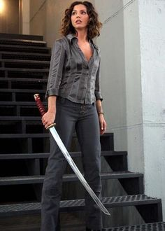 Cordelia Chase(Charisma Carpenter) - Buffy the Vampire Slayer & Angel
