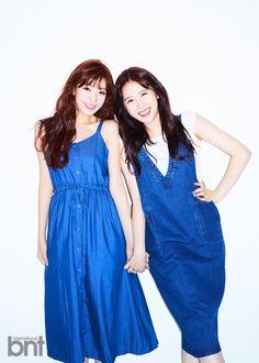 international bnt | SONAMOO #소나무 (Sumin & Euijin)