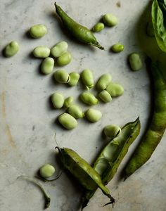 Fava beans are high in protein and fiber and are excellent in soups, spreads and pasta dishes.