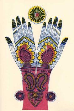 Palm Reader Print