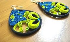 Image result for paper jewelry