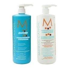 Moroccanoil Hydration Shampoo and Conditioner 33.8oz * More details can be found by clicking on the image. #hairhack