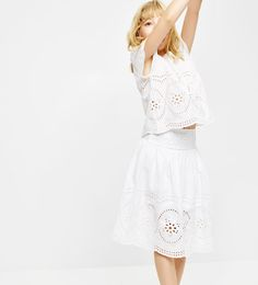 Image 1 of Cut work top from Zara