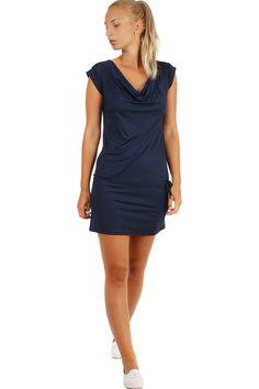 Krátké dámské sportovní šaty na léto d854540474f