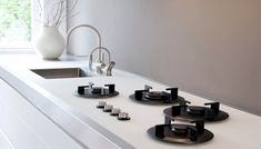 i-Cooking - ABK InnoVent - Dutch Integrated Cooktop
