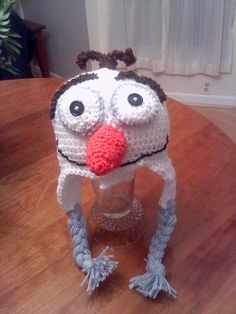 Olaf hat for Henry