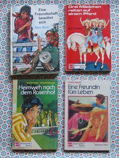 Mein Krawuggl-Flohmarkt: Nochmal Mädchenbücher