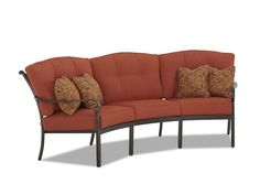 Klaussner Outdoor International Outdoor/Patio Riviera Sofa