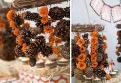 fall-wedding-inspirations オータムデコレーション