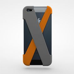Crossover for i-phone 5 Pre-Order Orange now featured on Fab.