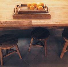 Farmhouse Furniture Range by Zaffero Farmhouse Bench, Farmhouse Furniture, Farmhouse Style, Dining Table, Range, Kitchen, Home Decor, Cookers, Cooking