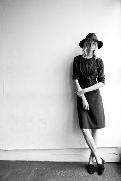 dress. hat. i heart.