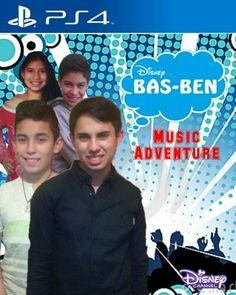 Bas-Ben - Music Adventure for PS4