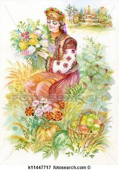 Watercolor Illustration View Large Illustration
